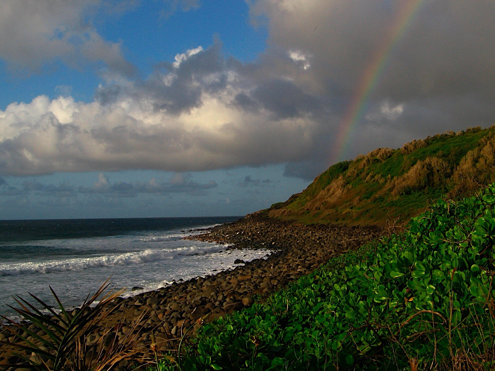 Rainbows in Kauai, Elisheva Danan