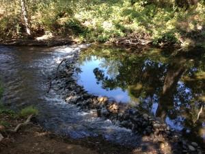 Big Chico Creek, Bidwell Park