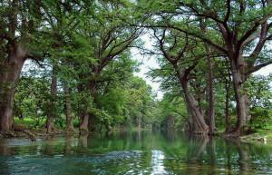Sabinal River, Utopia, Texas