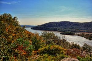 Hudson River Valley Bear Mountain NY