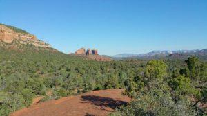 Cathedral Rock, Arizona, Rabbi Alicia Magal
