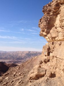 Negev Desert, Rabbi Barry Leff