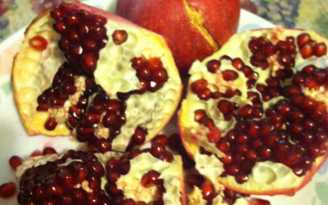 Meditation for Mindful Eating of Fruit: