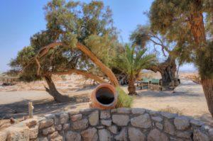 Biblical Tamar, via Bible Walks. com, Holy Land Biblical sites review