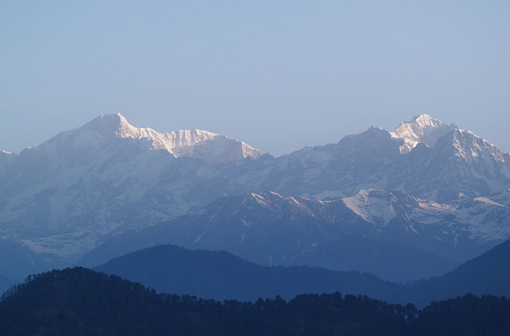 Soundtrack: Mountain Ambiance in the Himilayas