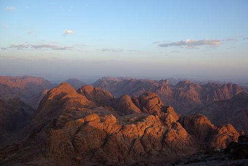 Mount Sinai and Peak Experiences