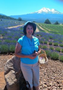 Mt. Shasta Lavender Farm, JHD