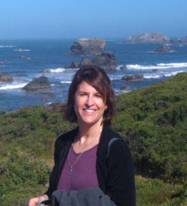 At Southern Oregon Coast