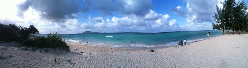 Kailua Beach, Oahu, JHD