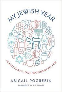 My Jewish Year, book cover