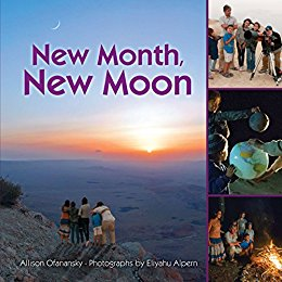 New Moon, New Month Cover