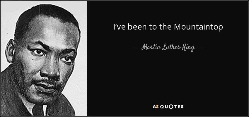 MLK Quotation