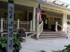 Everett Center for Jewish Life, Chautauqua, JHD