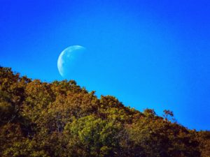 Moon over Bear Mountain, JHD